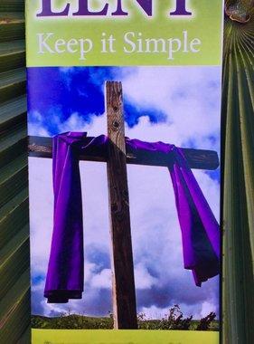 Lent: Keep It Simple Pamphlet