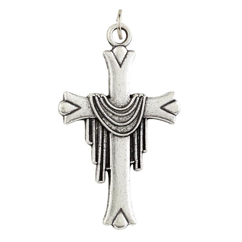 Lenten Cross Pendant w/cord