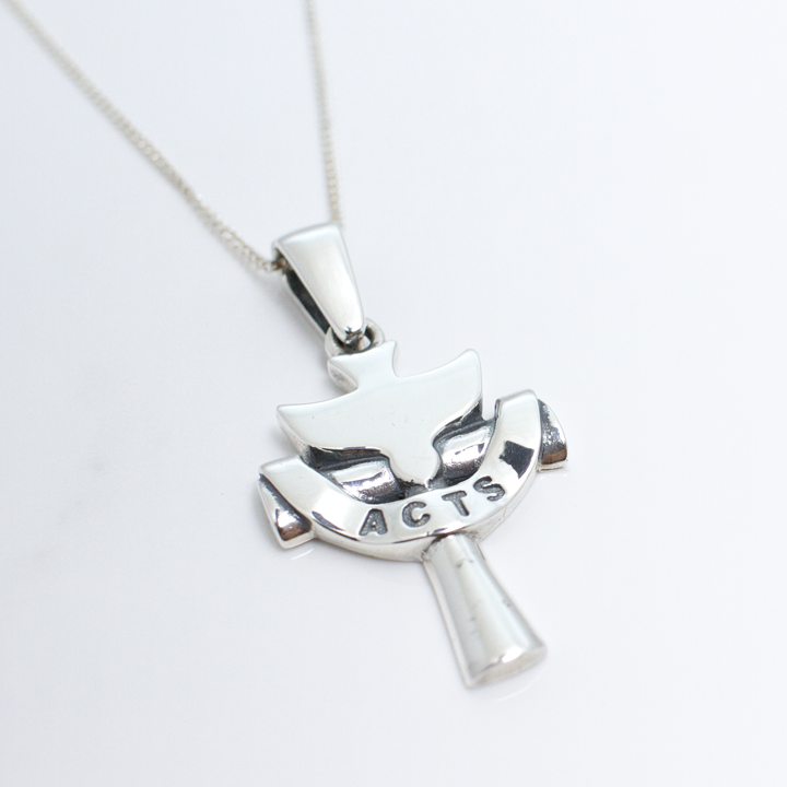 ACTS Holy Spirit SS Pendant