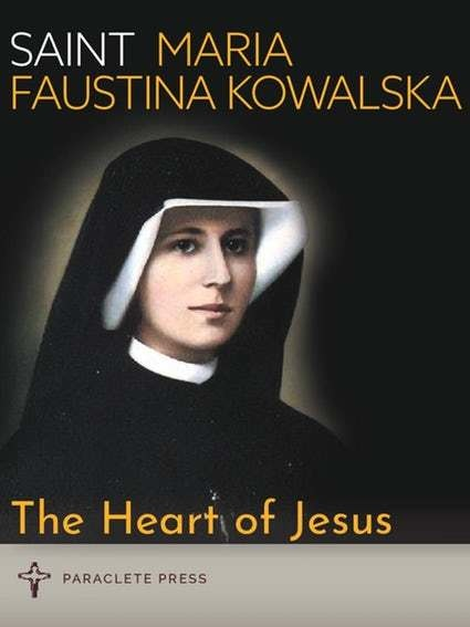St Pope John Paul II/St Maria Faustina Kowalska Booklet