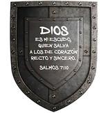 Dios Es Mi Escudo Salmos 7:10 Ambientador