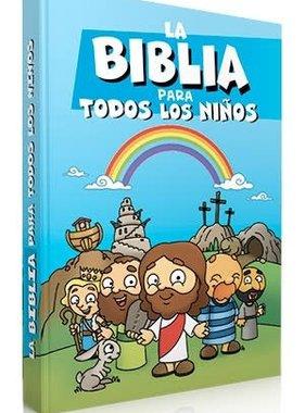 La Biblia para Todas Las Ninos