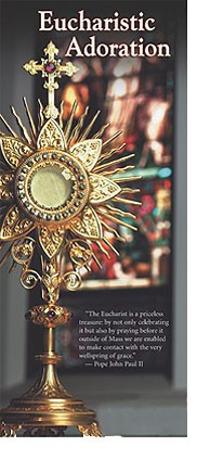 Eucharistic Adoration Pamphlet