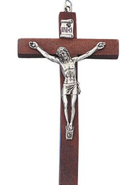 """Devotional Wood Crucifix 4"""""""