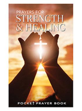 Pocket Prayers-Prayers for Strength and Healing