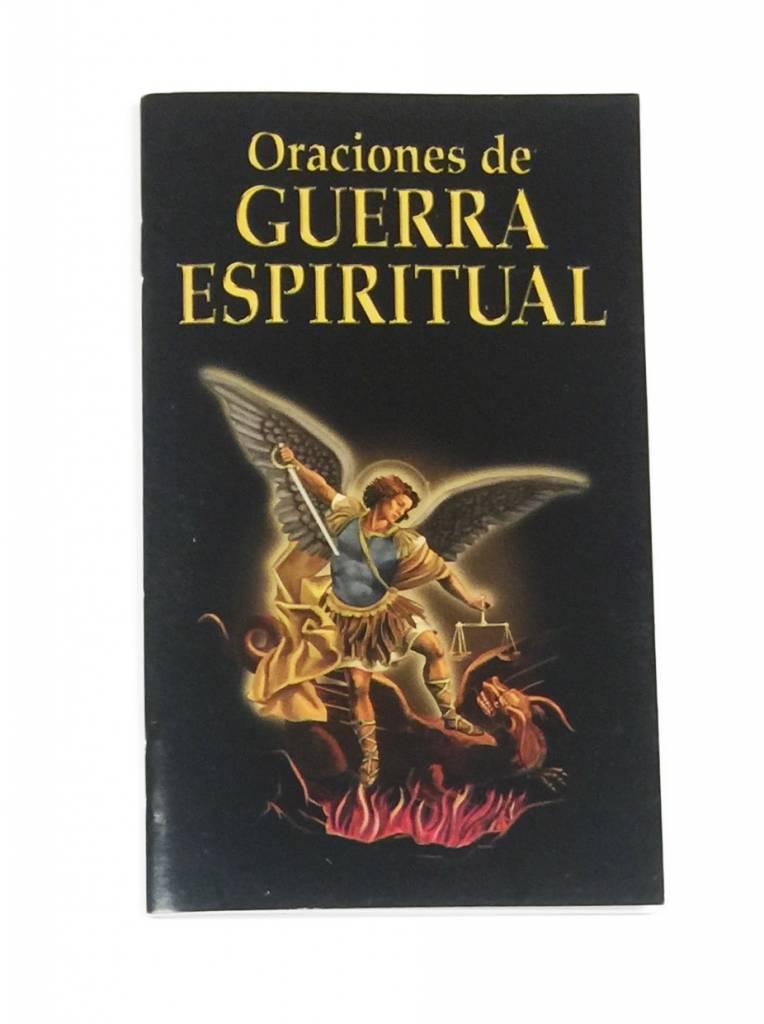 Oraciones de Guerra Espiritual
