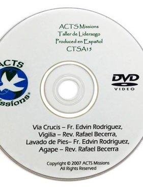 ACTS Servicios y Ministerios DVD
