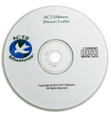 ACTS Director's Toolkit CD