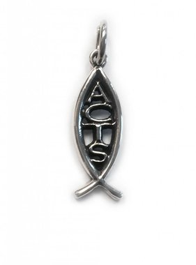 ACTS Vertical Ichthus SS Charm