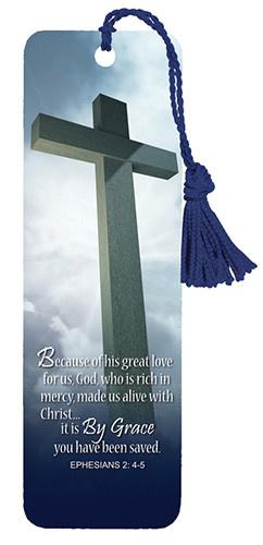 Grace Bookmark Ephesians 2:4-5