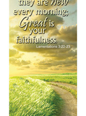His Mercies Magnetic Bookmark