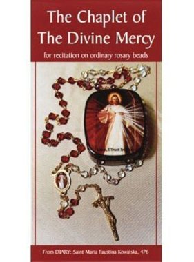 Chaplet of Divine Mercy Pamphlet