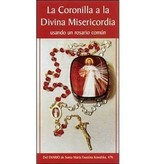 La Coronilla a la Divina Misericordia Folleto