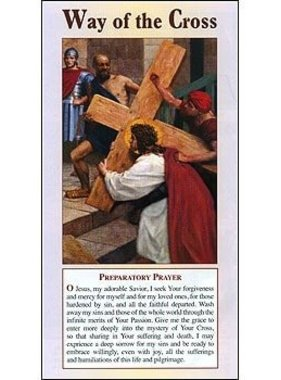 Way of the Cross Pamphlet