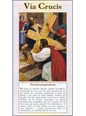 Via Crucis Folleto