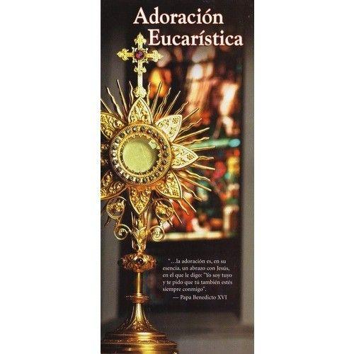 Adoracion Eucharistica Folleto