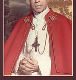 Pope Pius XII Social Justice Prayer Card