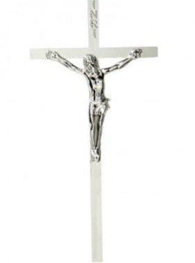 Crucifix Auto Emblem