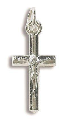 Crucifix Metal Charm