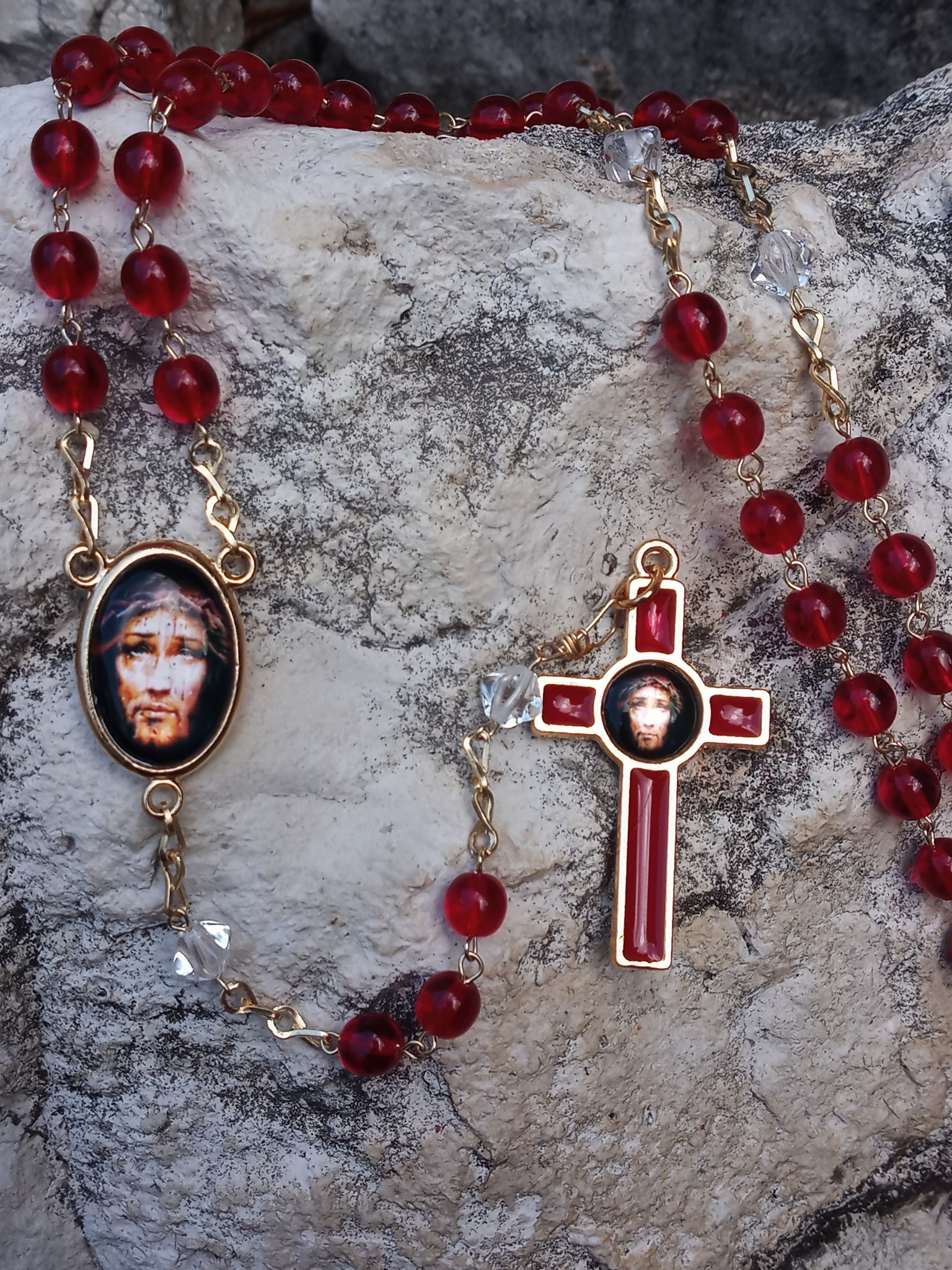 Precious Blood of Jesus Rosary