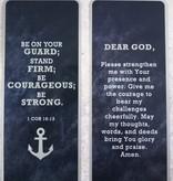 Be Strong Jumbo Bookmark
