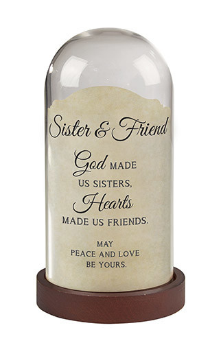 Sister & Friend Tabletop Light