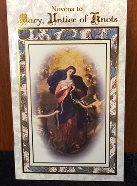 Mary Untier of Knots Booklet