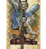 St. Michael Devotional Cord Rosary