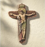 Sorrowful Mother Wall Crucifix
