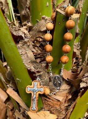 Olivewood Auto Rosary