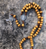 St Benedict Olivewood Rosary