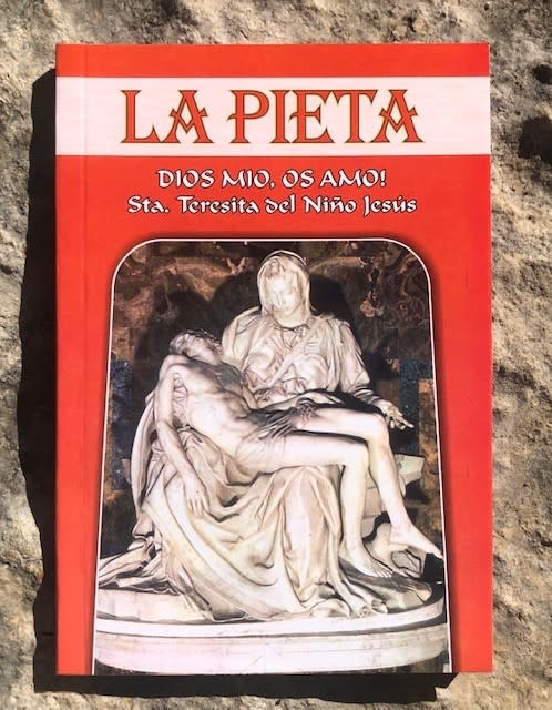 La Pieta Sta. Teresita del Nino Jesus