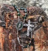 Our Lady of Guadalupe Crystal Rosary