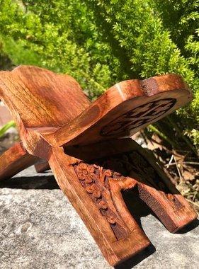 Jerusalem Cross Bible Stand