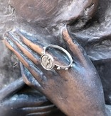 St Benedict Small Rosary Ring