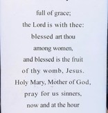 Our Lady of Grace Pocket Token w/Prayer Card