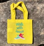Walk with Jesus Mini Tote Bag