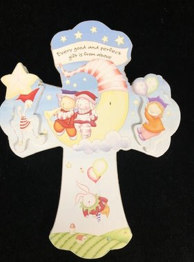 Perfect Gift Children's Wall Cross