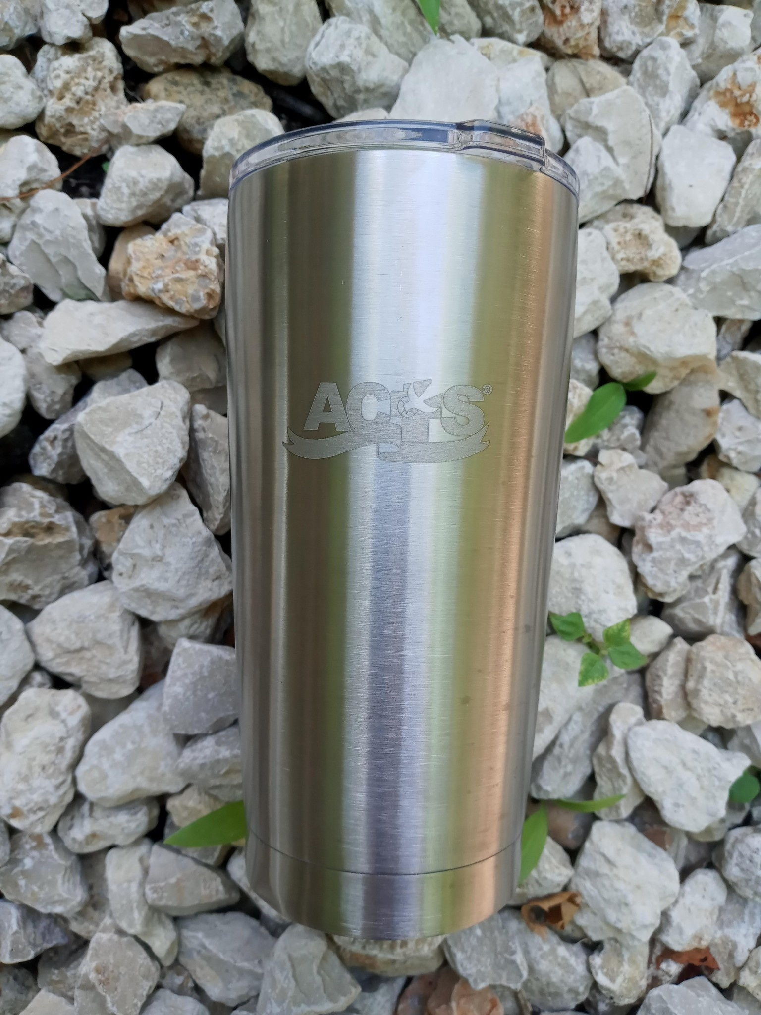 ACTS 20 oz Stainless Steel Tumbler