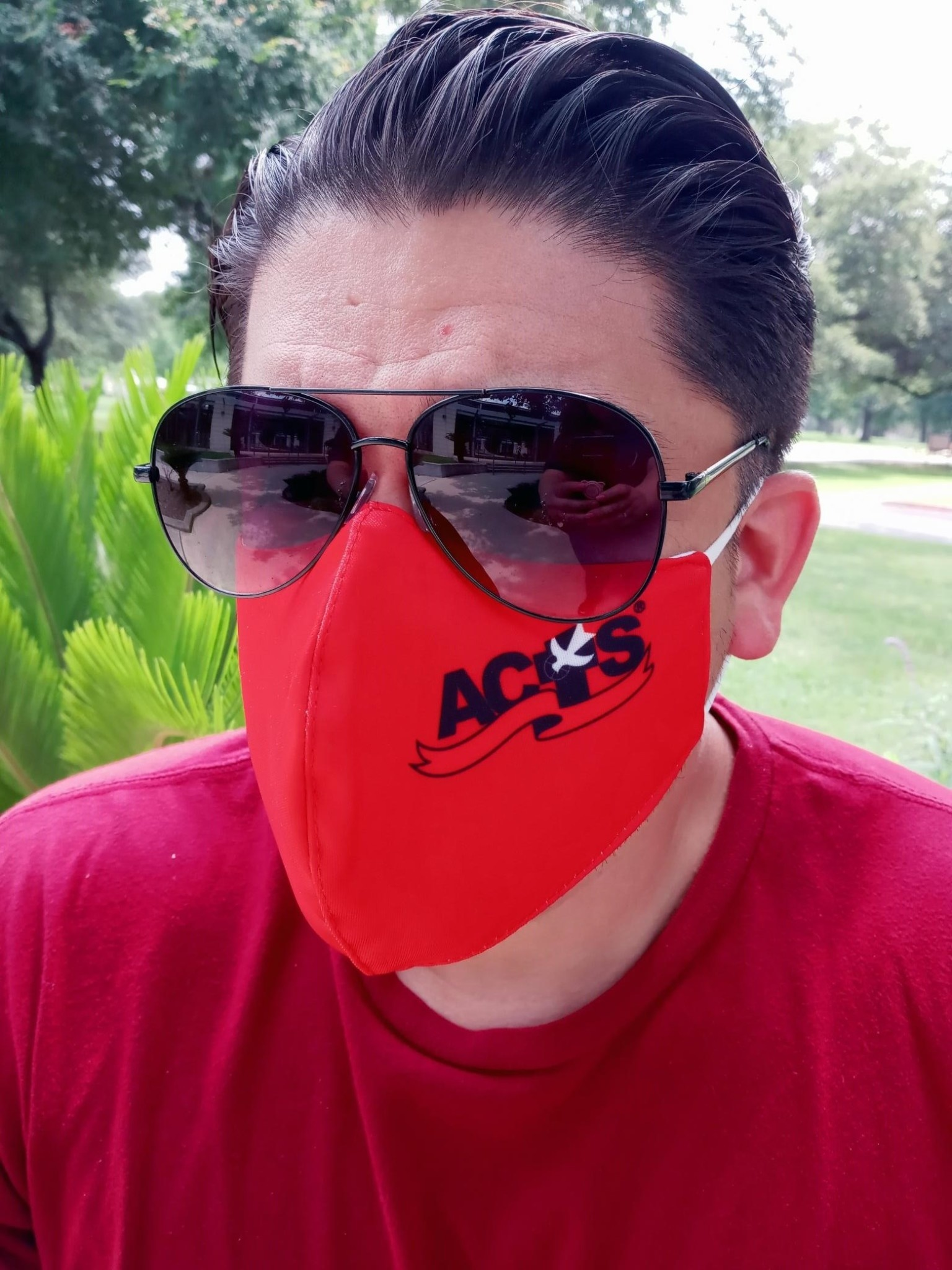 ACTS Retreat Mask