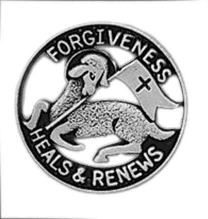 Forgiveness Lapel Pin