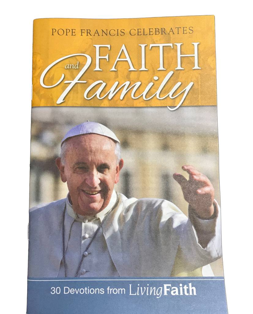 Pope Francis Celebrates Family
