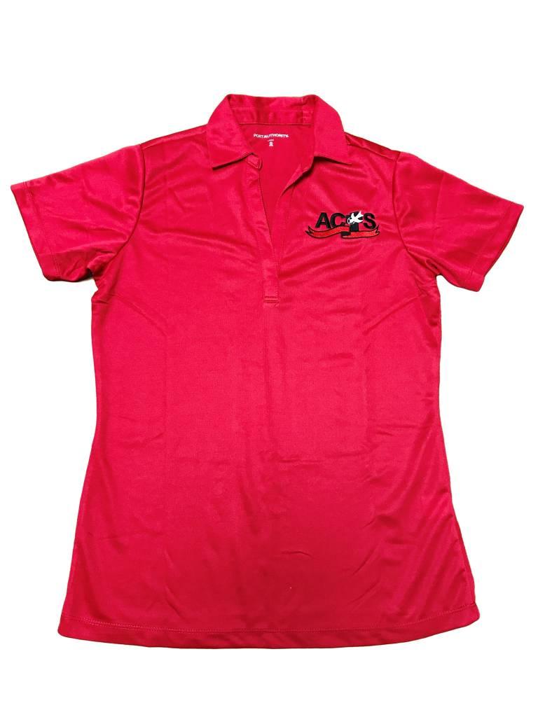 ACTS Ribbon Logo Women's Polo