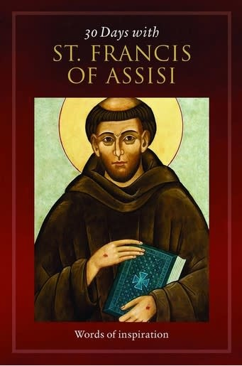 30 Days with St Francis of Assisi