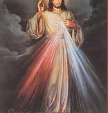 Divine Mercy Print (11x14)