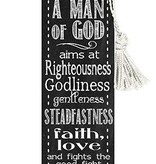 Man of God Bookmark