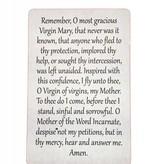 Miraculous Mother Wallet Prayer Card