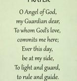 Guardian Angel Wallet Prayer Card