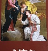 St. Valentine Exchange Prayer Card