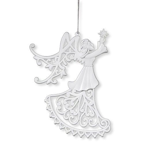 Angel w/Star Ornament